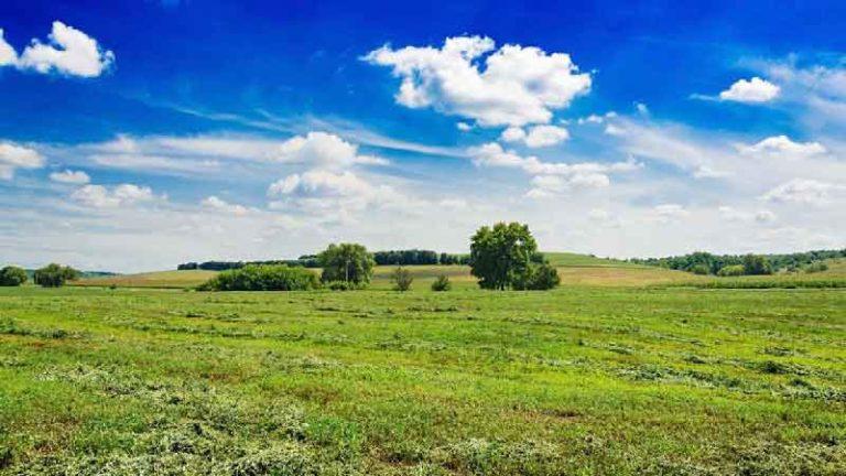 Zasypywanie terenu działek – można , czy nie można?