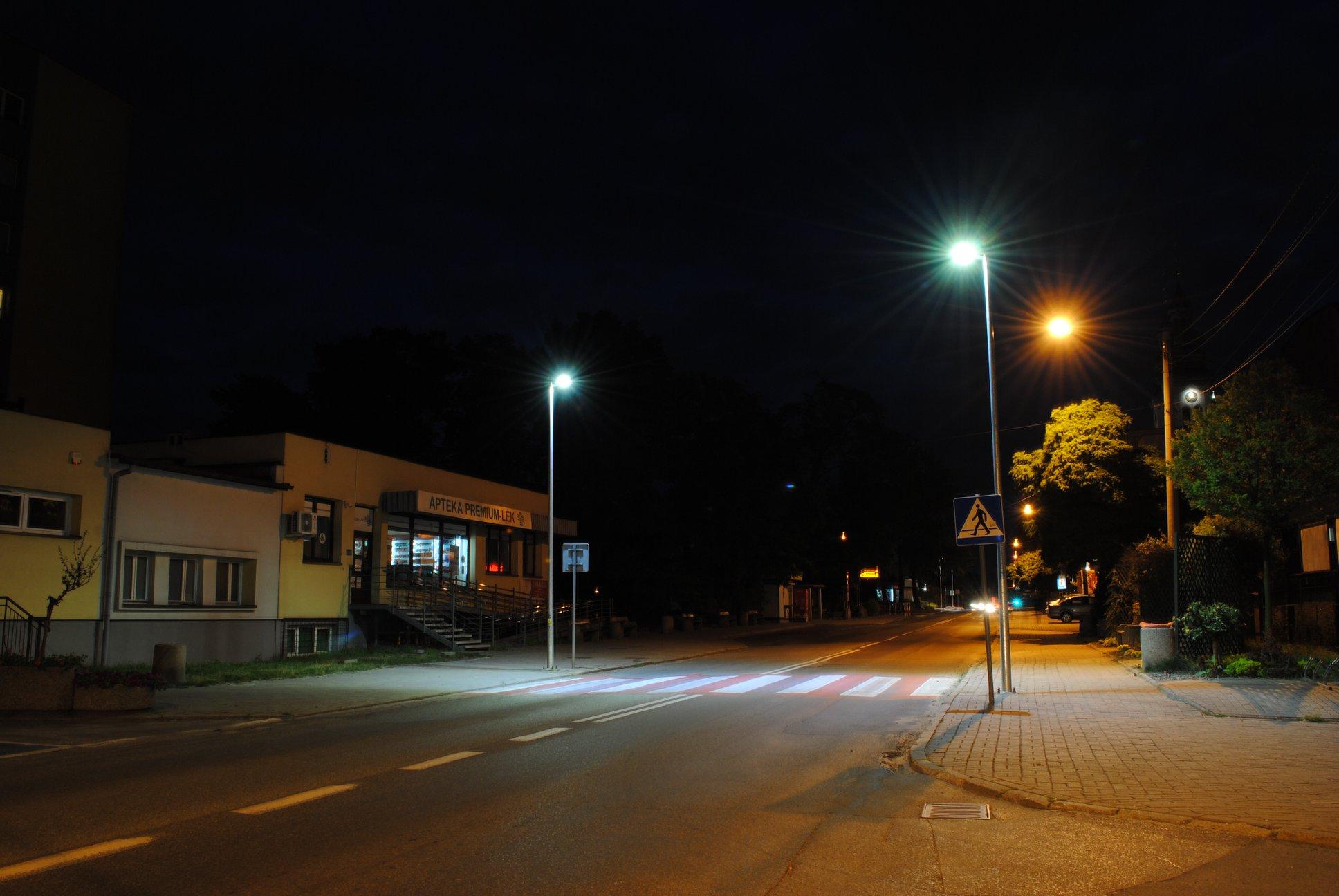 Zmiany na Korfantego – poprawi się bezpieczeństwo pieszych