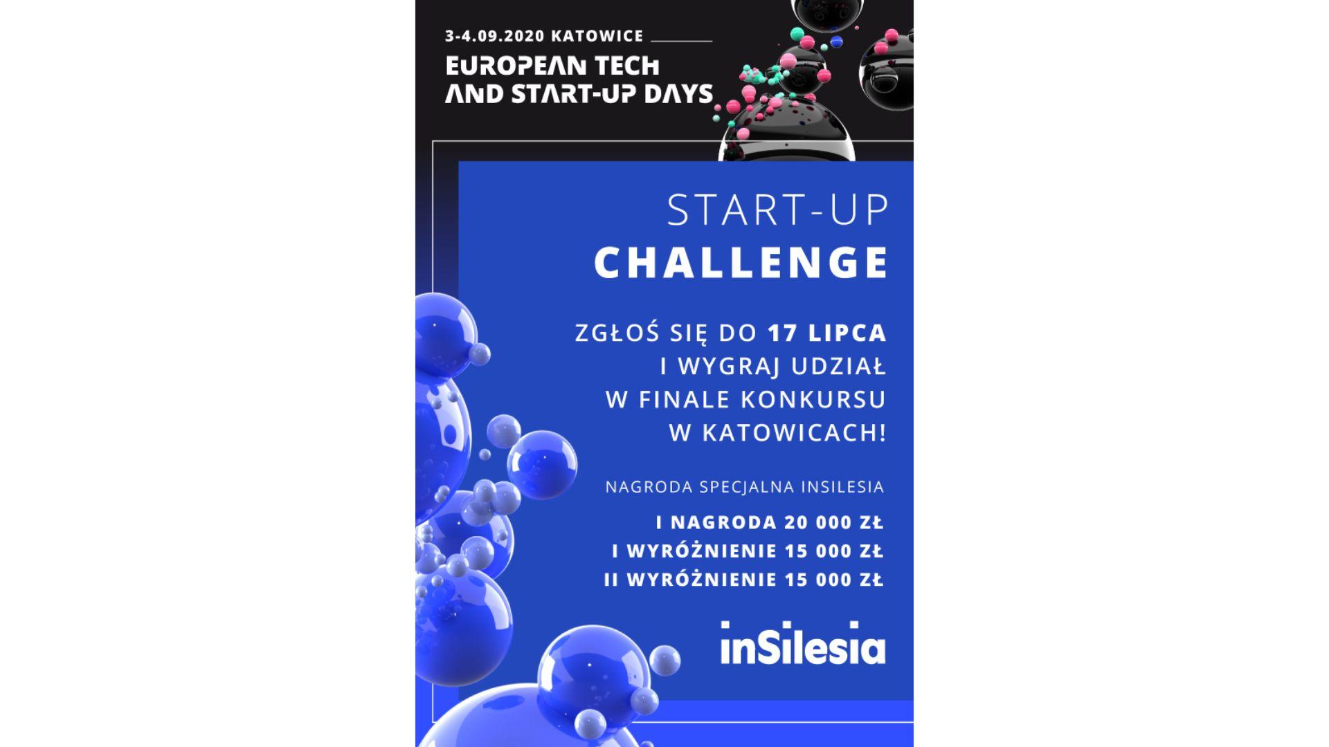 Piąta edycja konkursu Start-up Challenge