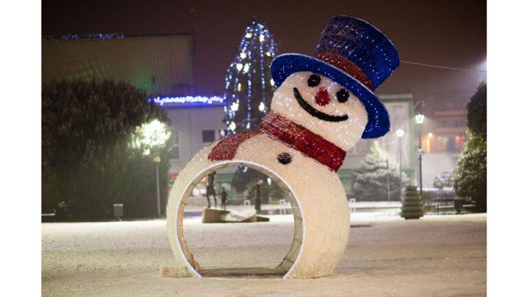 Świątecznie na ulicach Radlina!