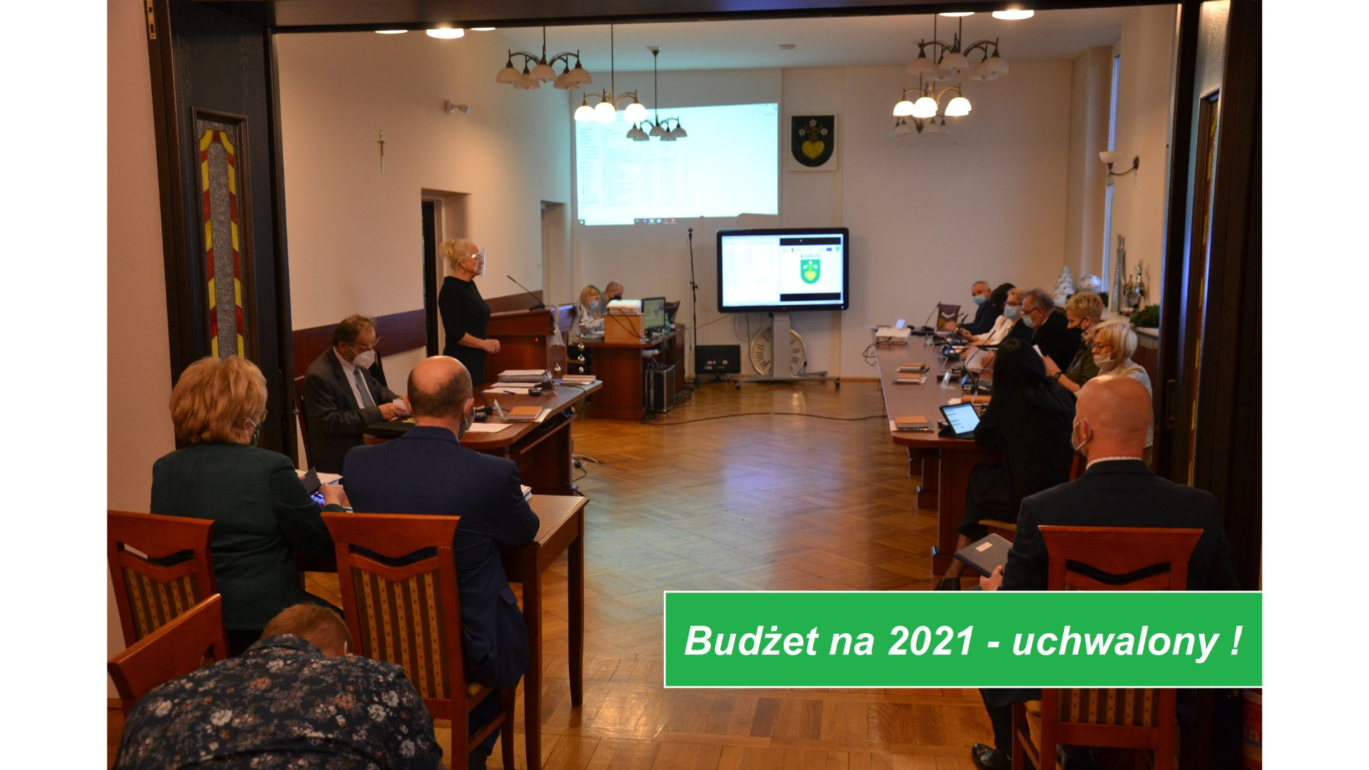 Budżet na 2021 – uchwalony!