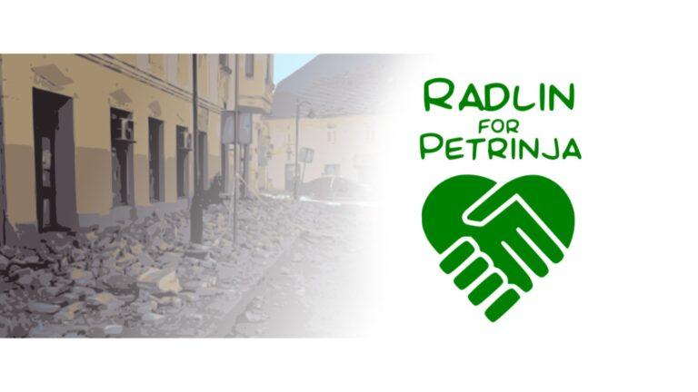 Radlin pomoże Petrinji – miastu w Chorwacji, które ucierpiało w trzęsieniu ziemi