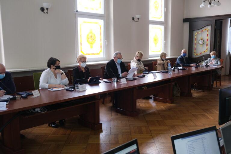 Terminy posiedzeń Rady Miejskiej – marzec 2021