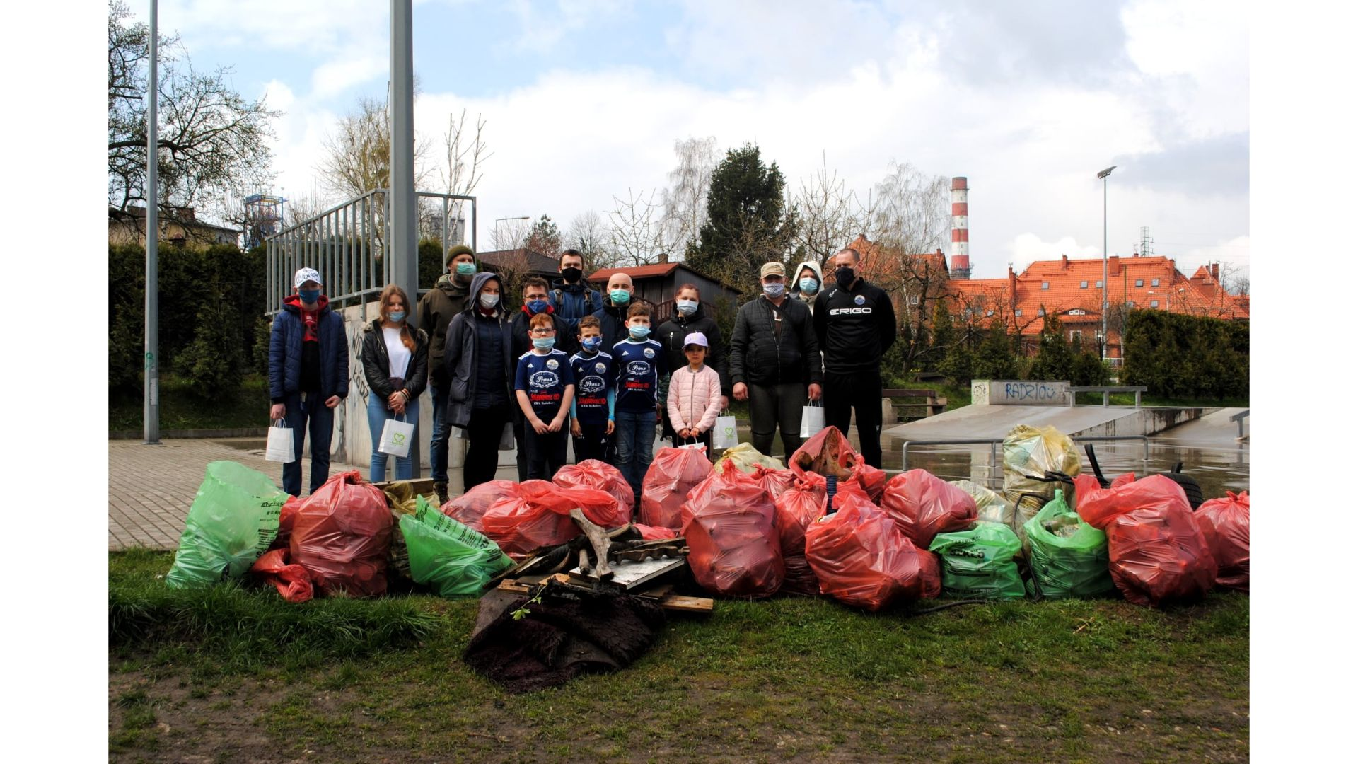 To nie są nasze śmieci – ale to nasze miasto!