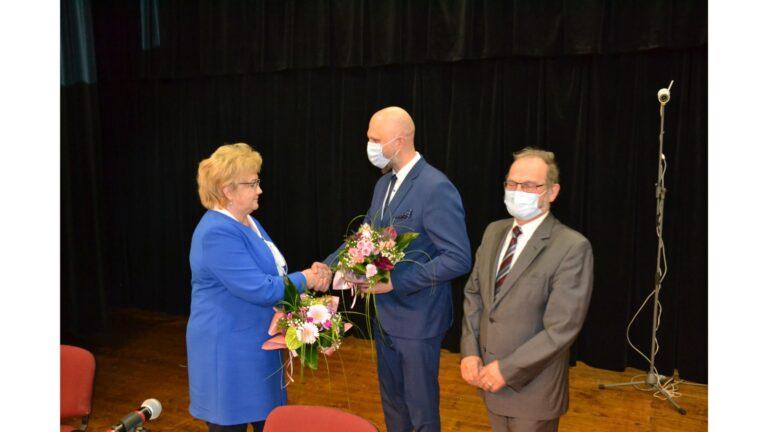 Burmistrz Radlina z udzielonym absolutorium