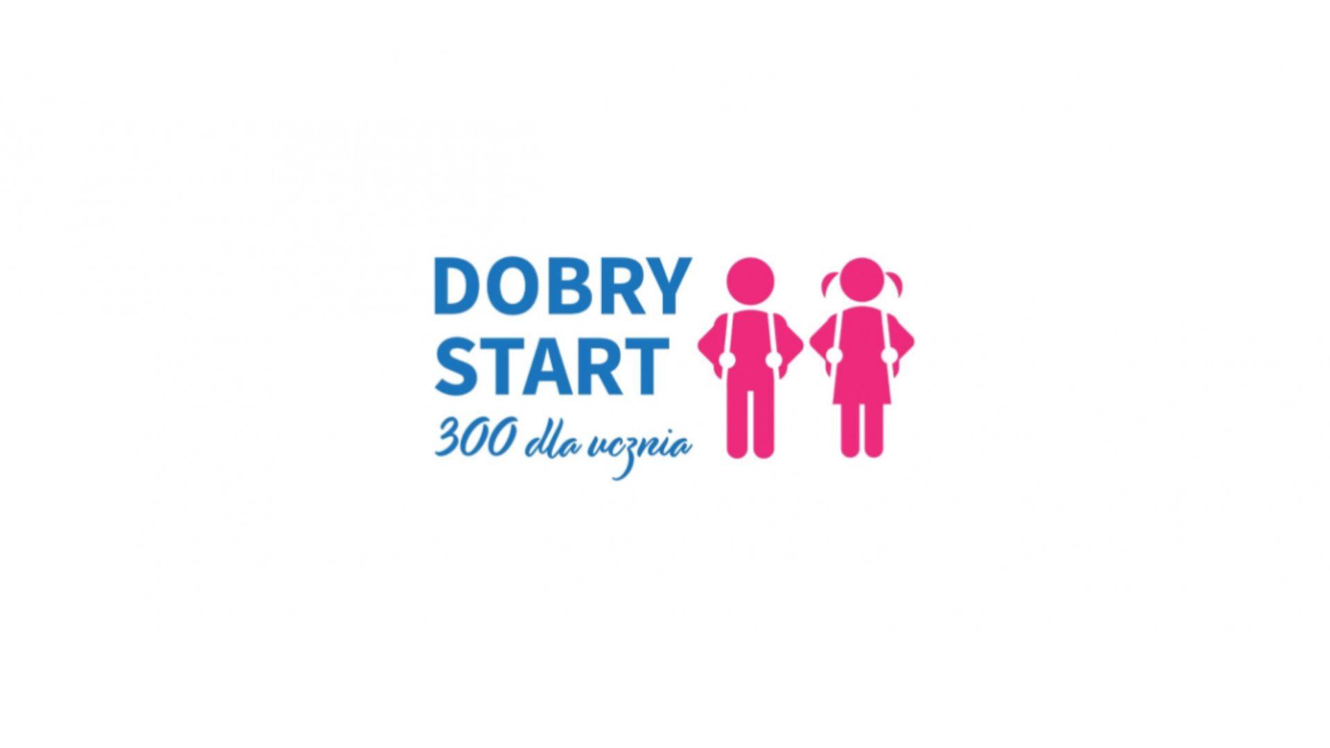 UWAGA !!! Ważna informacja w sprawie Programu DOBRY START (300+)
