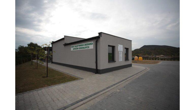 Punkt odbioru zużytego sprzętu elektrycznego i elektronicznego na terenie Miasta Radlin